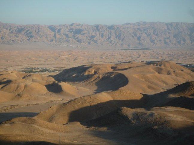 Kibbutz Lotan - Arava Valley