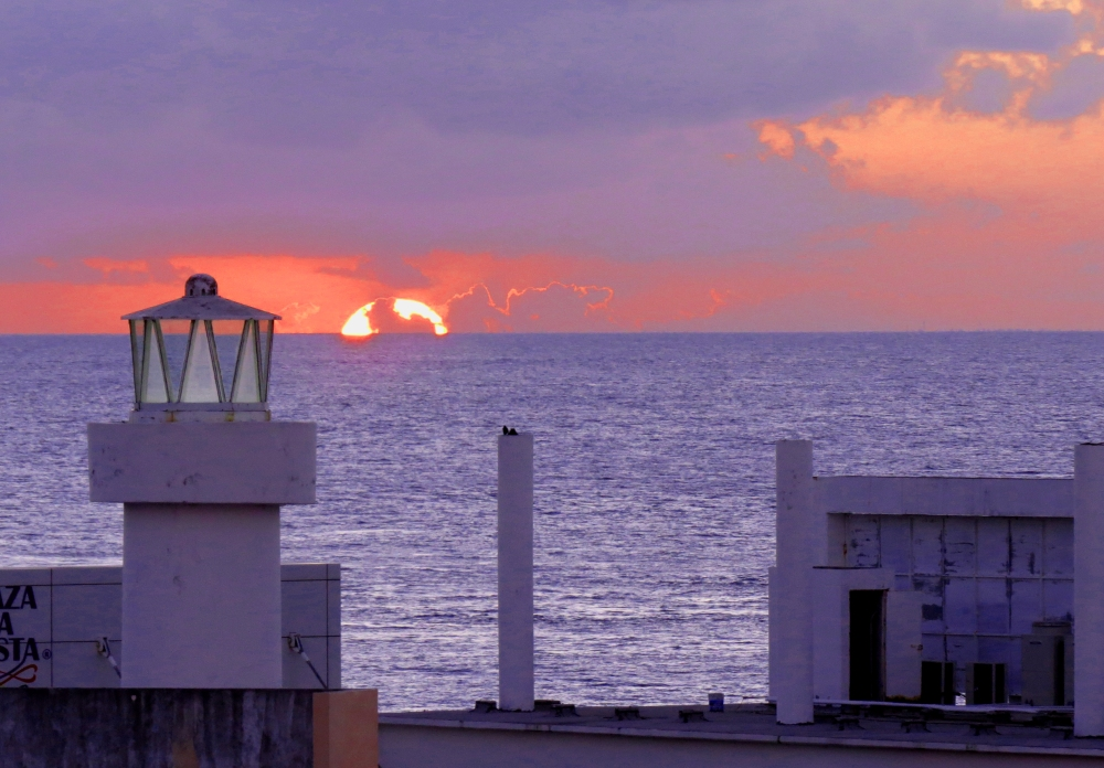 IMG_0073 Cozumel sunset