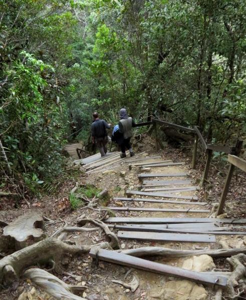 IMG_0760 Summit trail Mt Kinabalu