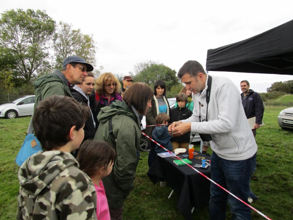 IMG_1045 Arne ringing demo