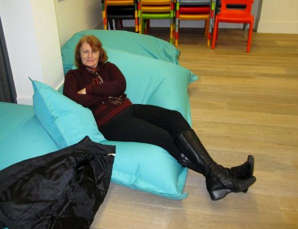 IMG_1294 Margaret at quiz night