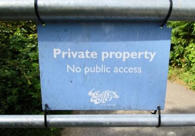 IMG_6341 no pubic access