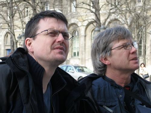 France 09 Ewan and Tim