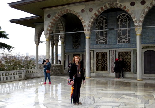 IMG_1398 M at Topkapi Palace