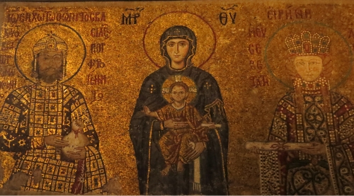 IMG_1456 Hagia Sophia fresco