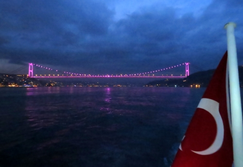 IMG_1610 Istanbul bridge at night
