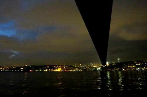 IMG_1637 Istanbul bridge at night