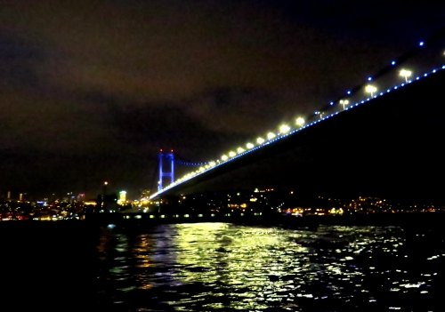 IMG_1639 Istanbul bridge at night