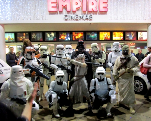 IMG_6719 Star Wars premiere