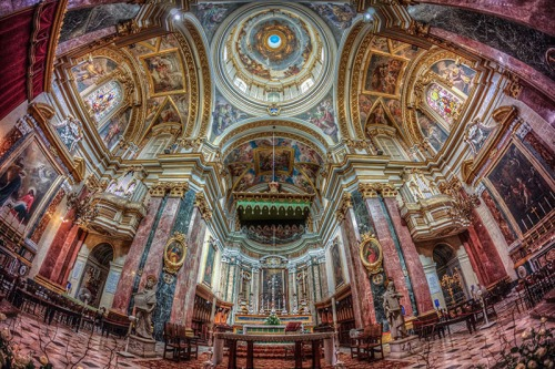 St-Pauls interior